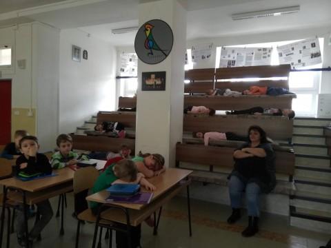 Ukázková hodina HV  pro školku