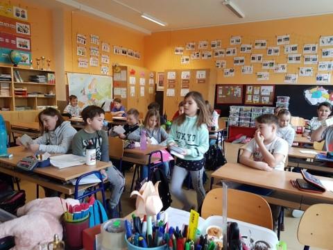 Projekt Hrdá škola