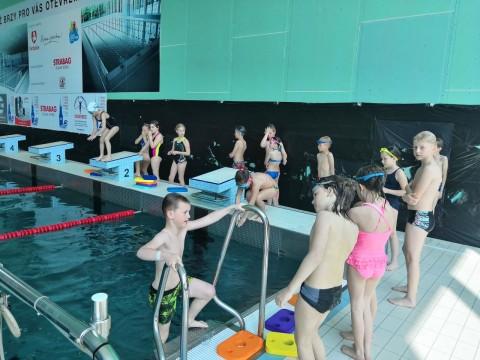 Zahájení plavecké výuky