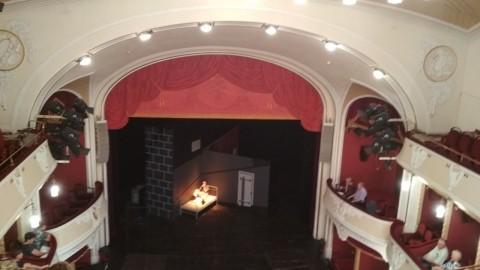 Divadelní představení - Velká bankovní loupež