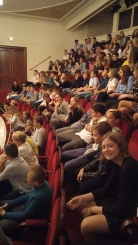 Divadelní představení ve VČD