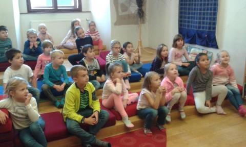 Návštěva Krajské knihovny Pardubice