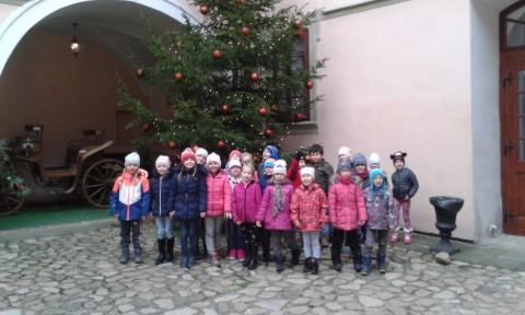 Výlet na zámek Potštejn