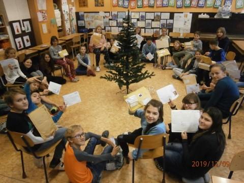 European Xmas Tree Decoration Exchange 2019 - part 2