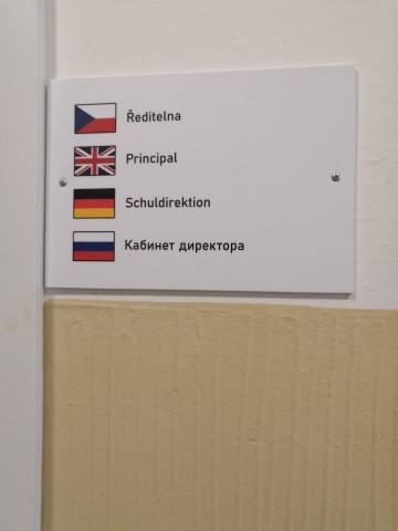 Učíme se cizí jazyky