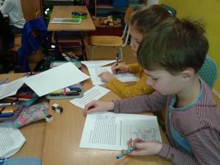 Putování pohádkami Boženy Němcové - 2. A a 2. B