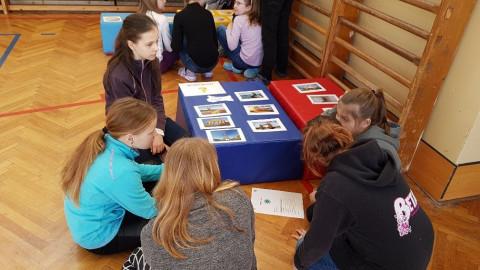 Projekt Hrdá škola - Mezinárodní den