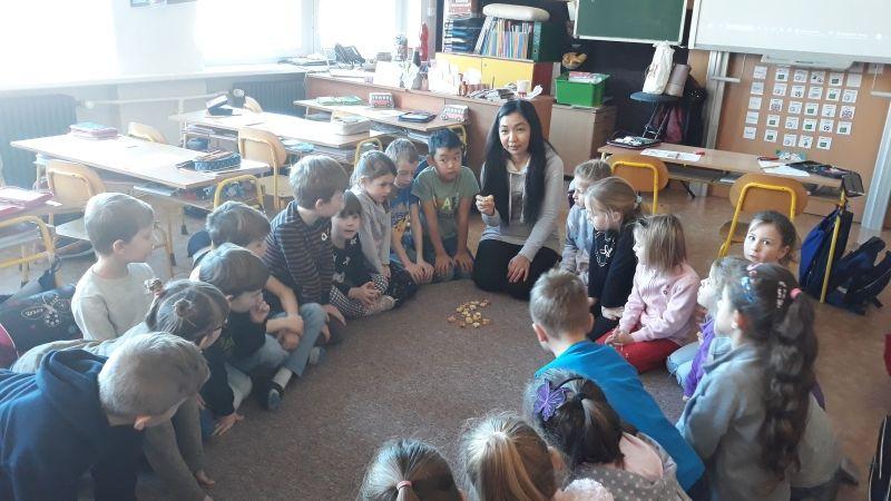 Hrdá škola - Mezinárodní den