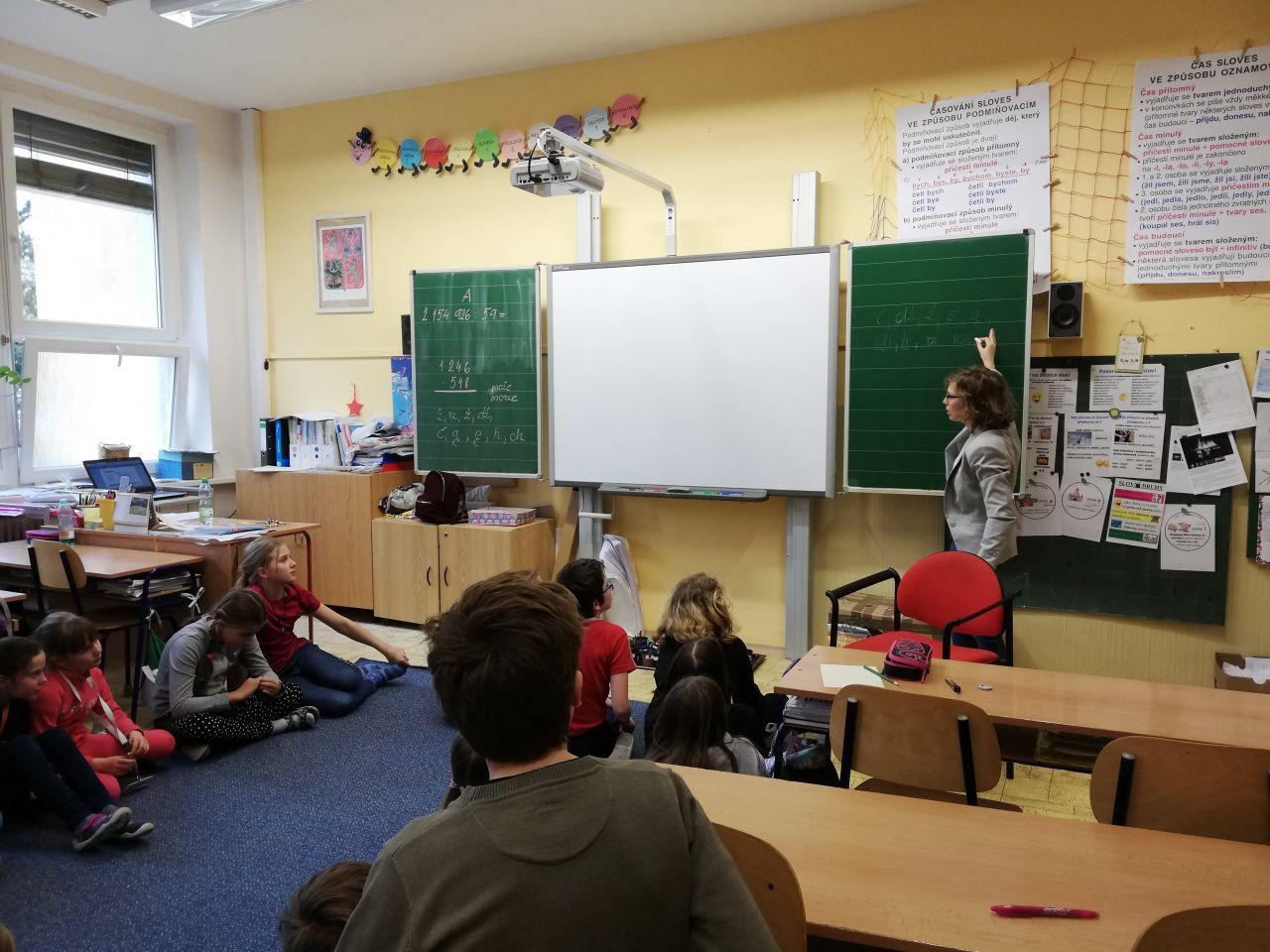 5.A - Hrdá škola - Mezinárodní den