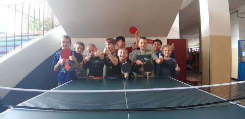 Turnaj v ping - pongu