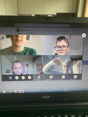 Videokonference- učíme se online  :-)