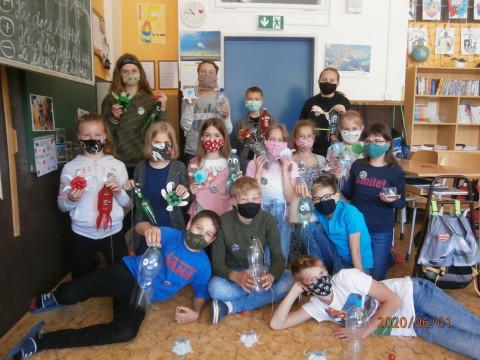 Den dětí  (konečně) ve škole