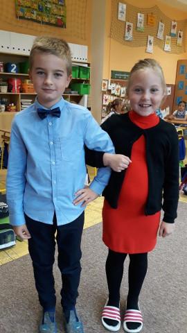 Hrdá škola - Suit up day - 13. 10. 2020