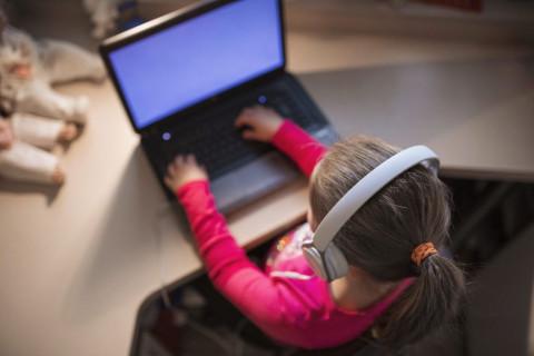 Online výuka - poděkování učitelům a rodičům