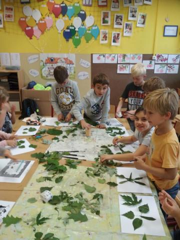 Projekt školní družiny – LISTOHRÁTKY