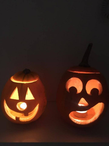 1.A Halloween nebo Dušičky ?