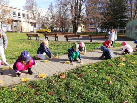 1.A  - Učení venku nás baví