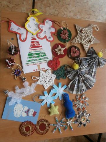 European Xmas Tree Decorations Exchange 2020 - Part 2