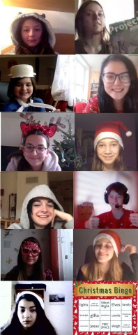 Merry Xmas 7.A