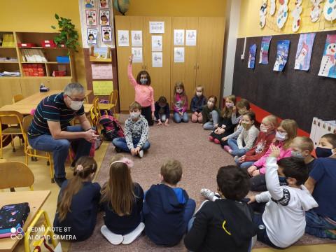 Setkání se školním psychologem
