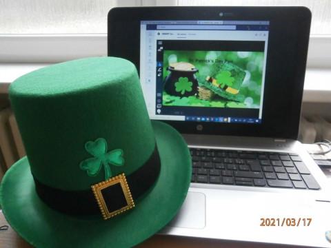 St. Patrick's Day in 7.B