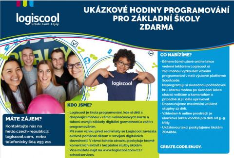 Logiscool - programování pro děti
