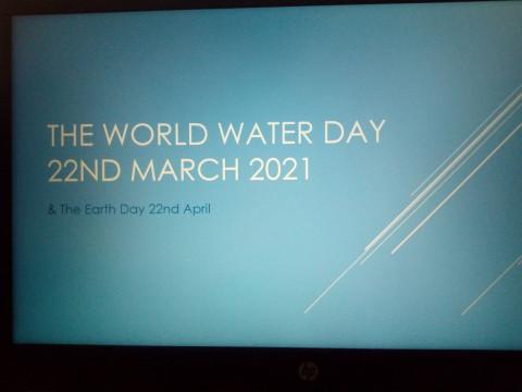 The Earth Day v hodinách AJ