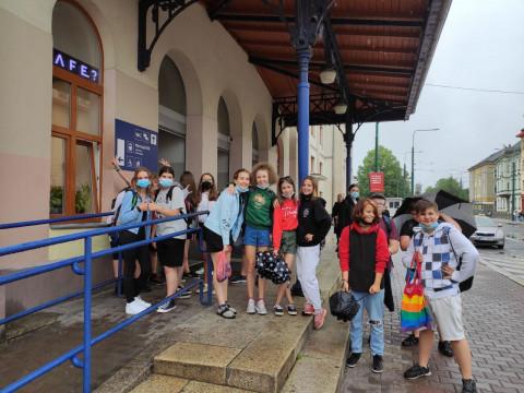 Výlet IQLandia Liberec 7.C