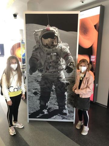 Exkurze do planetária v HK 5. B