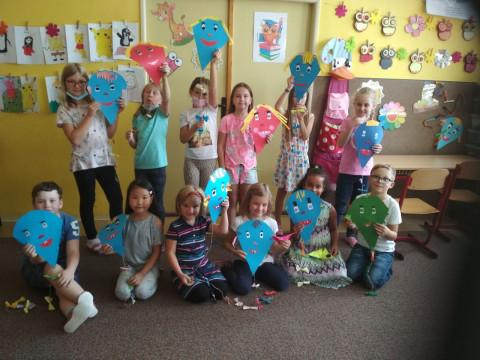 Tvoření ve školní družině
