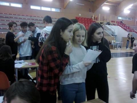 Den jazyků na Gymnáziu Dašická