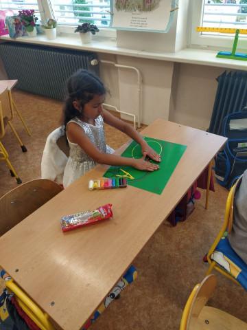 První dny v naší třídě